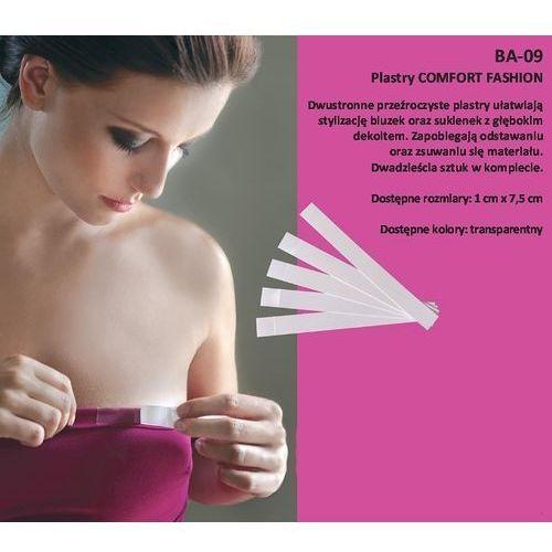 Plastry Julimex Comfort Fashion BA-09 10mm A'20 10mm, transparentny. Julimex, 10mm