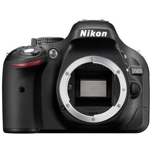 OKAZJA - Nikon D5200