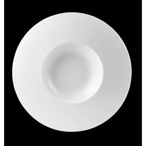 Talerz prezentacyjny porcelanowy FLOAT