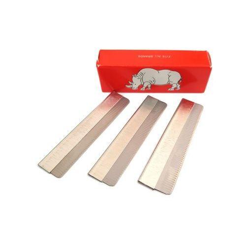 Cloud Ostrza do noża chińskiego 100 szt. nosorożec gladkie