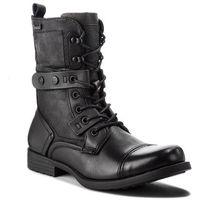 Kozaki KAZAR - Tadeu 27473-27-A2 Black, kolor czarny