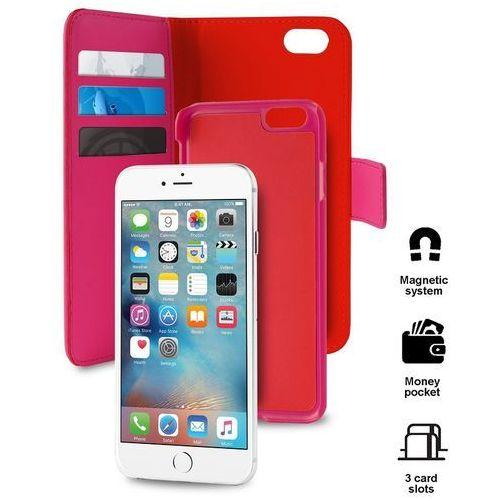 Puro wallet detachable etui 2w1 iphone 6s / 6 (różowy) (8033830163111)