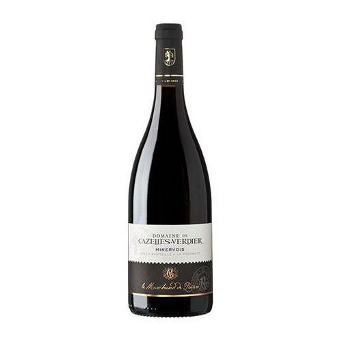 DOMAINE CAZELLES VERDIER 750ml Minervois Wino francuskie czerwone wytrawne   DARMOWA DOSTAWA OD 150 ZŁ! - sprawdź w wybranym sklepie