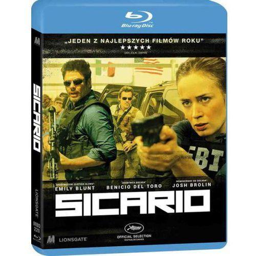 Sicario (Blu-ray) (5907561148767). Najniższe ceny, najlepsze promocje w sklepach, opinie.
