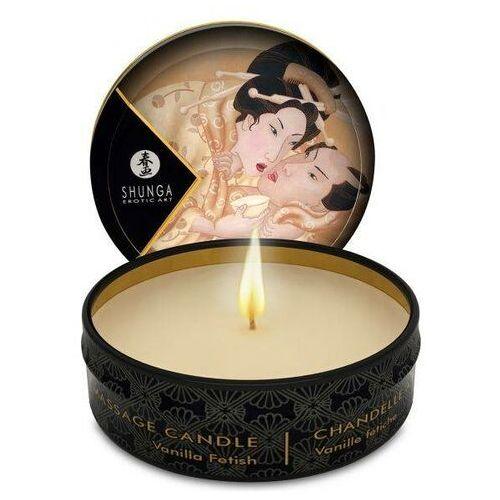 Shunga (can) Świeca do masażu desire/ wanilia 30 ml