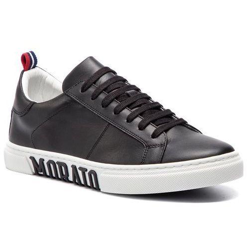 Antony morato Sneakersy - mmfw01127/le300001 black 9000