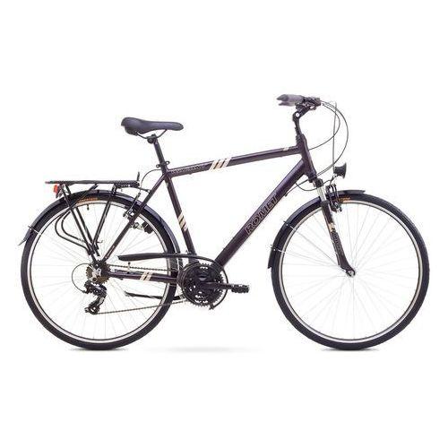 Arkus & Romet Rower Romet Wagant śliwkowy