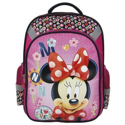 Derform Plecak 15 Minnie Mouse 18 (DERF.PL15MM18) Darmowy odbiór w 19 miastach!, DERF.PL15MM18