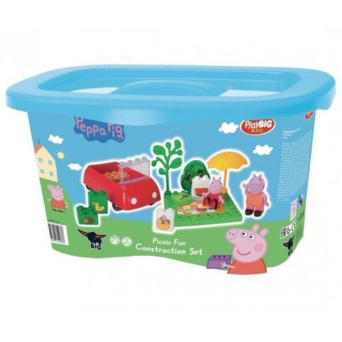 BIG PlayBIG Bloxx - Świnka Peppa Piknik