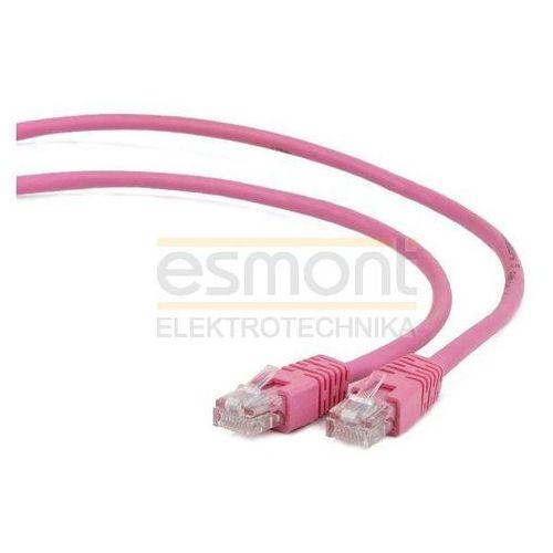 Patch cord kat.6 FTP 2M różowy Gembird, 1_298222