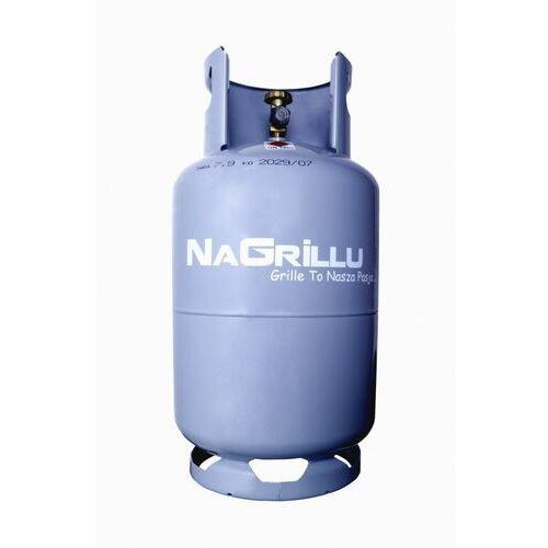 Butla gazowa NaGrillu lekka 11 KG Propan | Pełna (5902553402902)