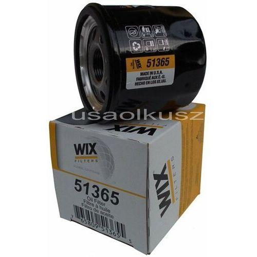 Wix Filtr oleju silnika nissan x-trail 2,5 2005-2006
