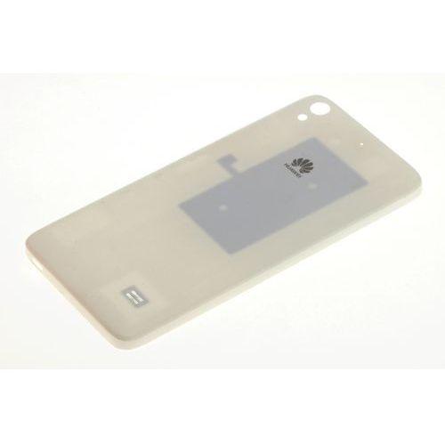 Oryginalna klapka baterii ascend g620s grade b biała marki Huawei