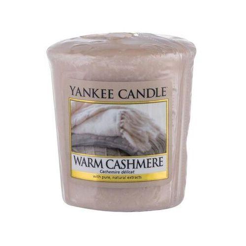 Yankee Candle Warm Cashmere świeczka zapachowa 49 g unisex (5038581016931)