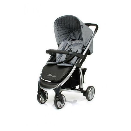 4baby  atomic wózek dziecięcy spacerówka grey