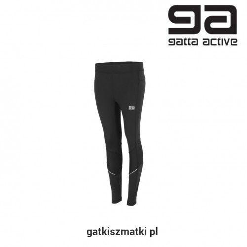 Legginsy sportowe runner leggins marki Gatta active