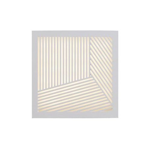 maze lampa ścienna led biały, 1-punktowy - nowoczesny/design - obszar zewnętrzny - maze - czas dostawy: od 10-14 dni roboczych marki Design for the people by nordlux