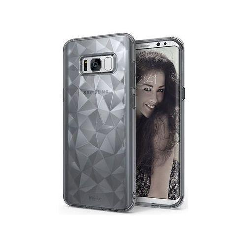 Elastyczne Etui Ringke Air Prism Samsung S8 Plus - Dymiony