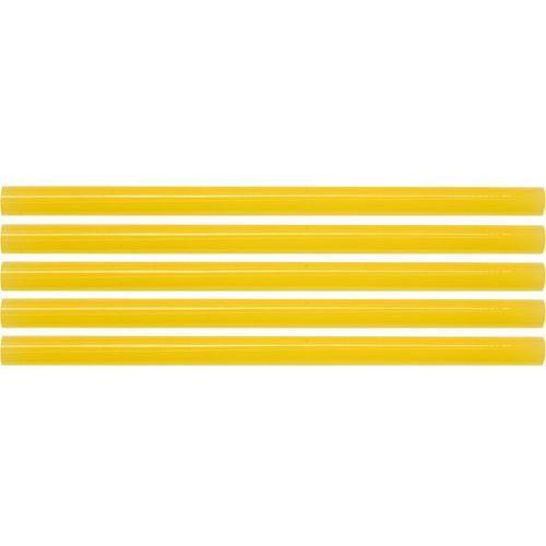 Yato Klej termotopliwy 11,2x200mm 5szt kolor żółty / yt-82437 /  - zyskaj rabat 30 zł