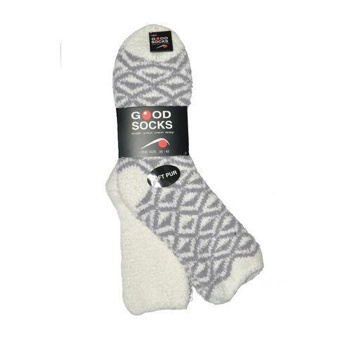 Skarpety Wik Good Socks art.37666 damskie A'2 35-42, wielokolorowy, WiK, kolor wielokolorowy