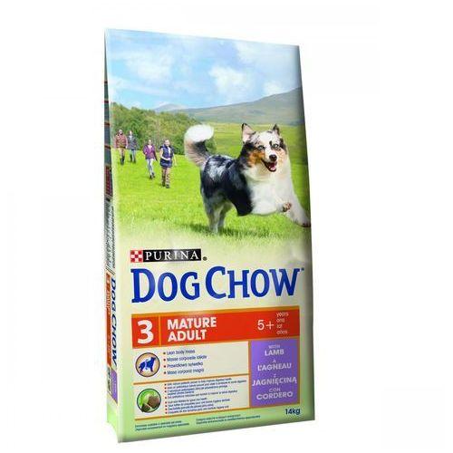 PURINA Dog Chow Mature Adult Lamb 14kg