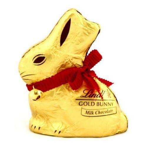 Lindt Królik czekoladowy - gold bunny 100g - OKAZJE