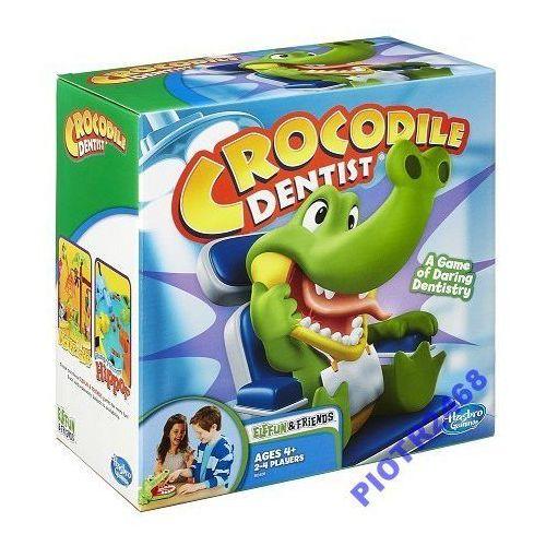 Gra Hasbro Jock Croc krokodyl u dentysty Oryginał (5010994884666)