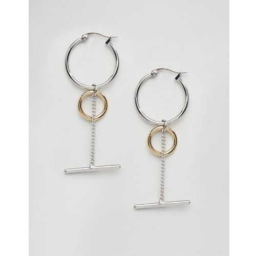 Cheap Monday Conspiracy Earring - Gold