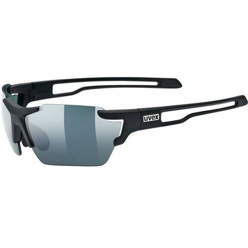 Uvex sportstyle 803 colorvision okulary rowerowe small czarny 2019 okulary sportowe (4043197295336)