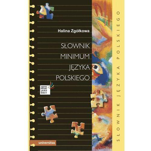 Słownik minimum języka polskiego, Zgółkowa Halina