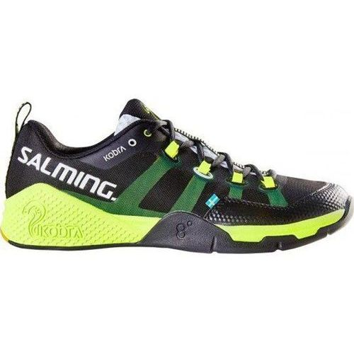 Salming Kobra Black Yellow