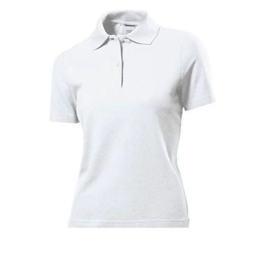 Koszulka polo damska bawełniana Stedman różne kolory SST3100 BURGUNDOWY L