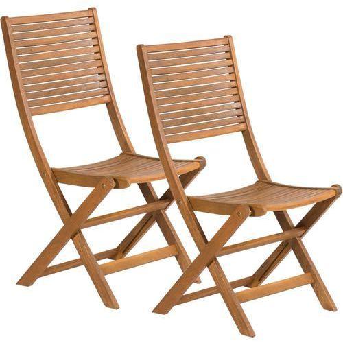 zestaw dwóch krzeseł fdzn 4012 (2 szt) marki Fieldmann