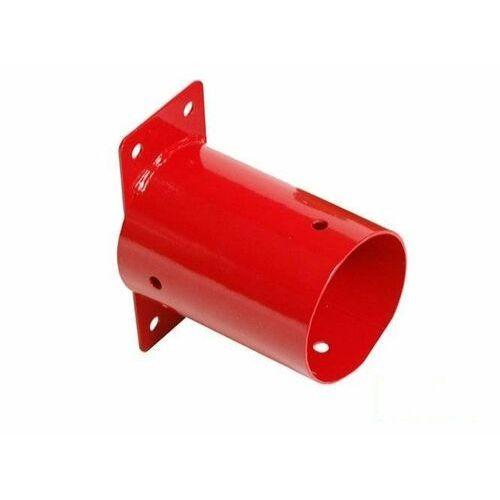Łącznik ścienny Ø100 mm - czerwony marki Just fun