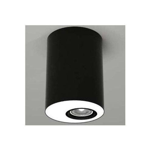 Shilo Downlight lampa sufitowa toki 1124/gu10/cz natynkowa oprawa reflektorowa okrągła czarna