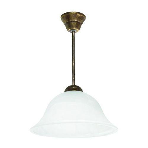 Lampex Lampa wisząca classic 1 439/1 b+z - - sprawdź kupon rabatowy w koszyku (5902622108513)