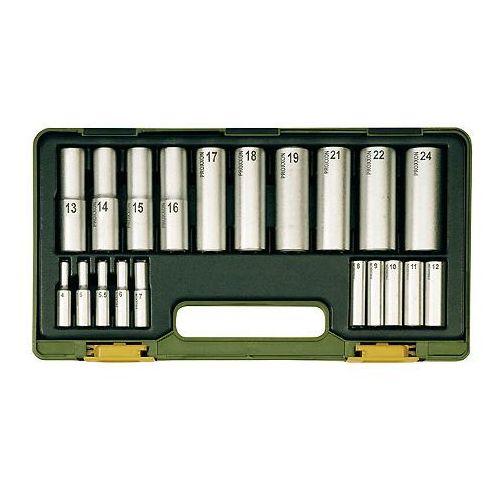 Proxxon  zestaw kluczy z nasadkami profilowanymi - zwężanymi (pr23292)