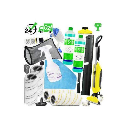Karcher Fc 5 mop elektryczny (300mm, 60m2/h) all-in-one+ #zwrot 30dni #gwarancja d2d #karta 0zł #pobranie 0zł #leasing #raty 0% #wejdź i kup najtaniej