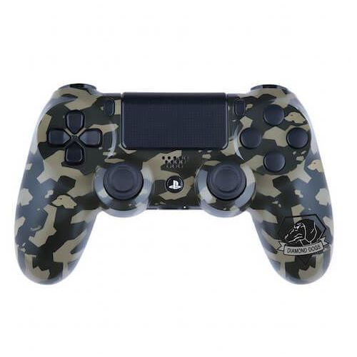Playstation 4 custom controller - metal gear solid v: the phantom pain od producenta Custom controllers