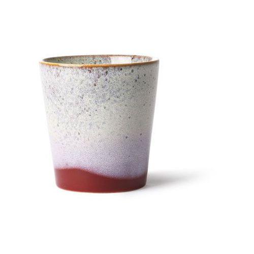 HK Living Kubek ceramiczny 70's: frost ACE6858, ACE6858