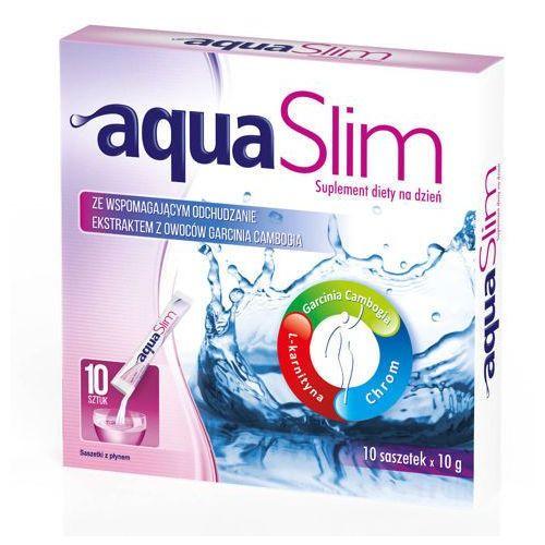 Icn polfa rzeszów Aqua slim 10g x 10 saszetek