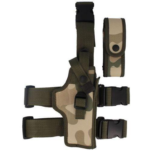 Kabura Glock i ładownica na magazynki, Pantera Pustynna wz 93 (KAB-006 DES) (2010000156148)
