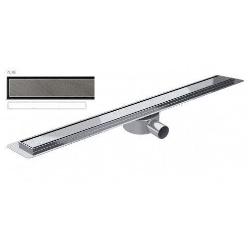 Odpływ liniowy Wiper Slim Pure Premium 80 cm WPS800PU