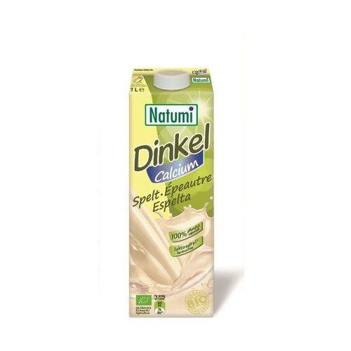 Napój orkiszowy z wapniem z alg morskich bio 1l marki Natumi