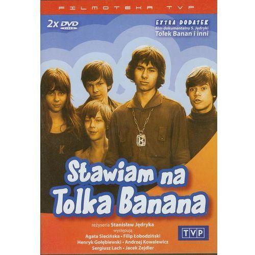 Telewizja polska Stawiam na tolka banana (5902600063551)