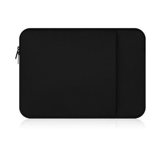 Tech-protect Pokrowiec  neopren apple macbook air / pro 13 czarny - czarny