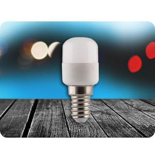 E14 Żarówka LED 3W (245 lm), ST26, 3000K + Bezpłatna natychmiastowa gwarancja wymiany!