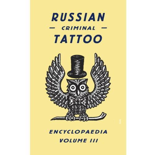 Russian Criminal Tattoo Encyclopaedia (400 str.)