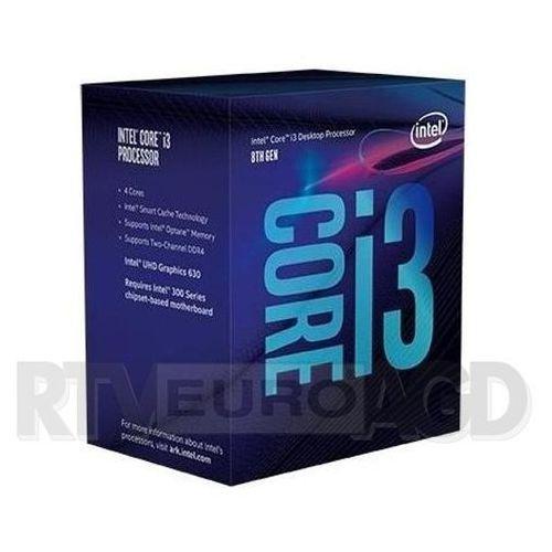 Intel Core i3-8350K 4GHz 8MB Box - produkt w magazynie - szybka wysyłka!