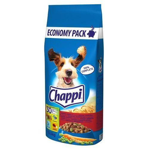 Chappi z wołowiną, kurczakiem i warzywami 2x13,5kg (5900951257186)